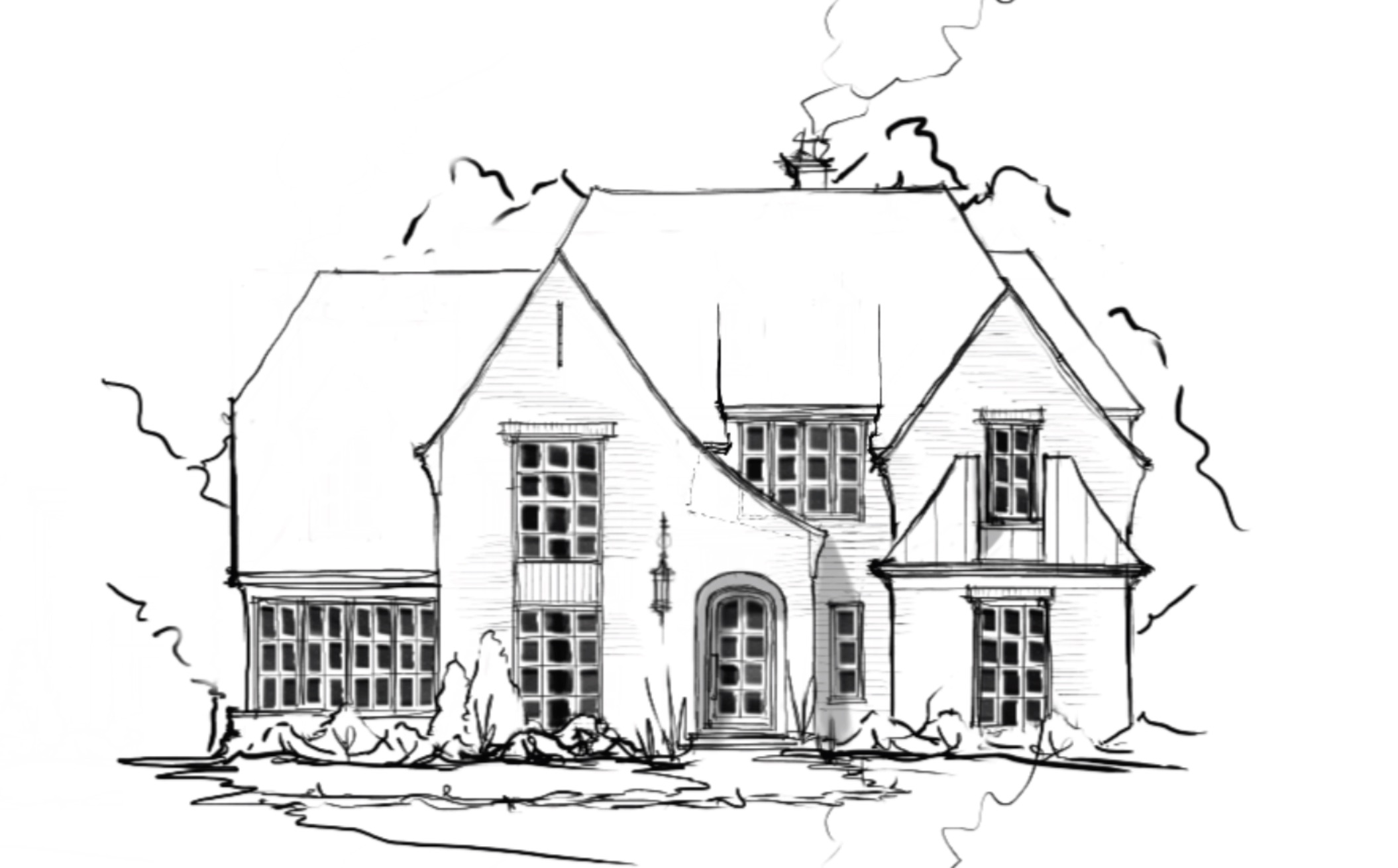 Twiford Front Elevation