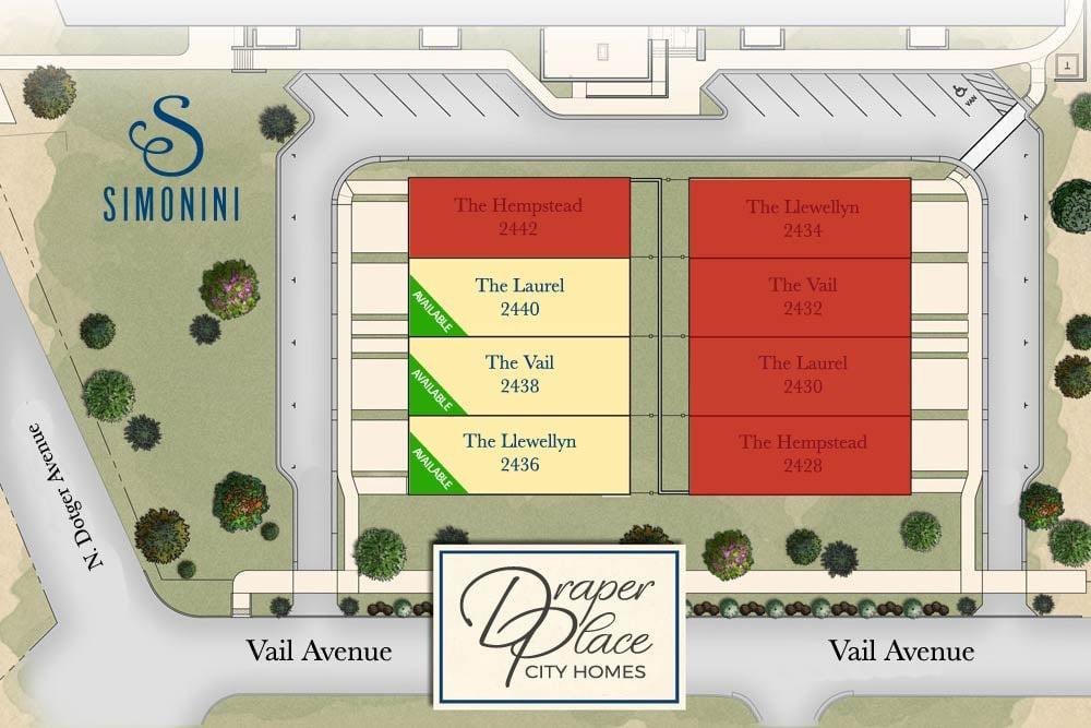 Draper Site Plan 8.24.2020