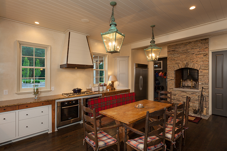 Simonini House, Guest House, Davidson NC
