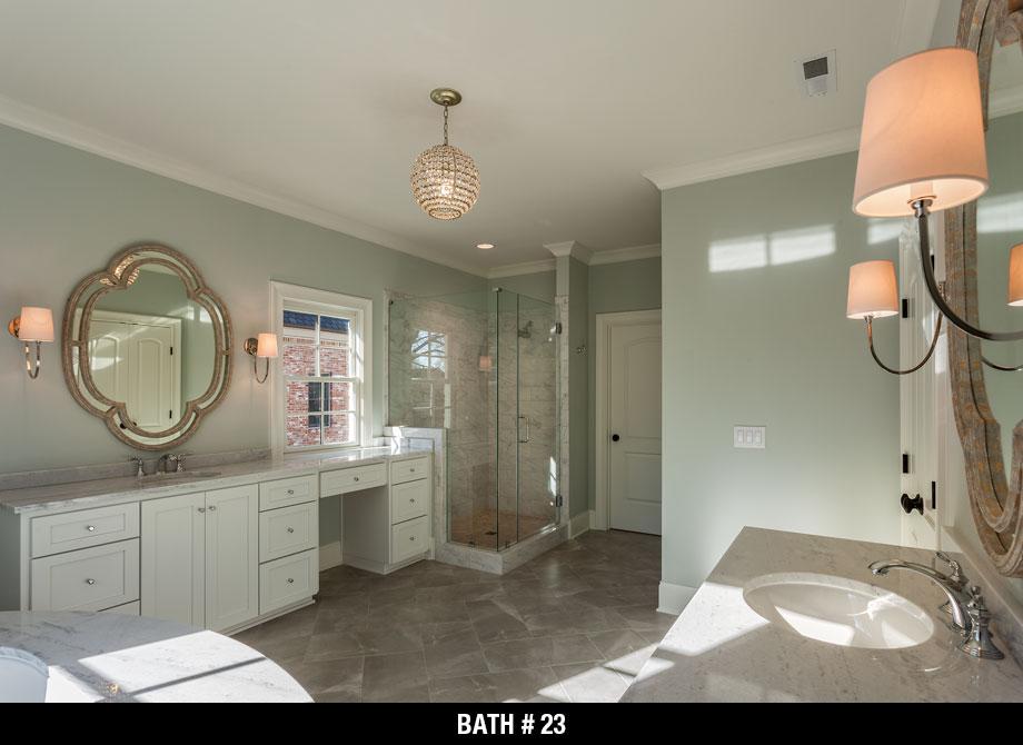 Bathrooms 23a