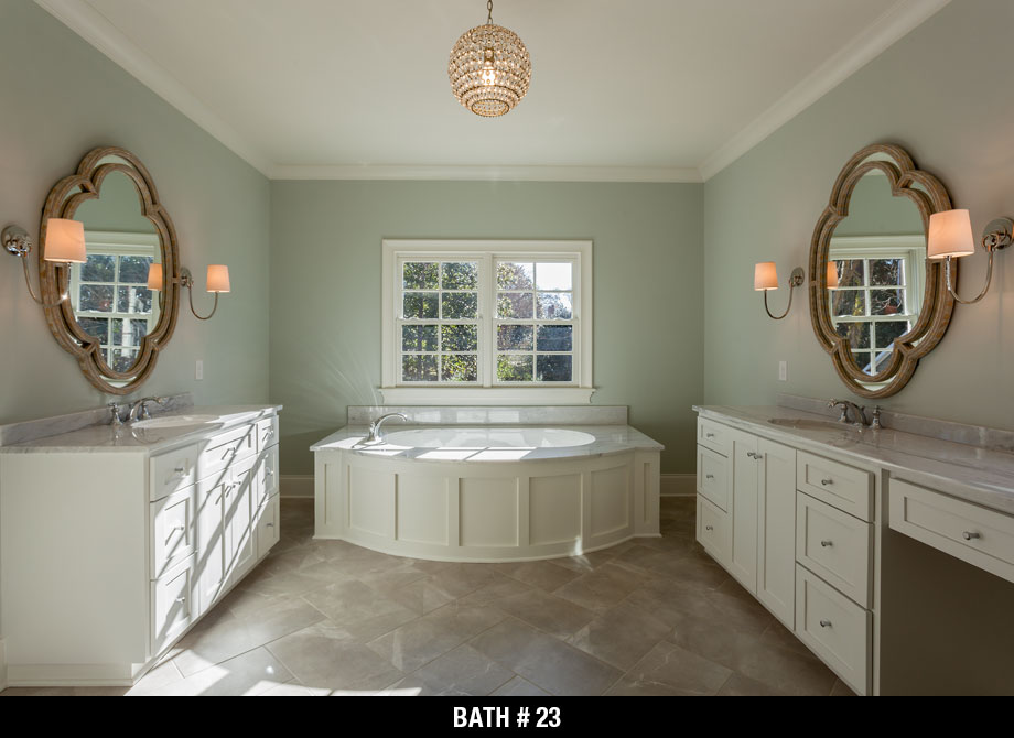 Bathrooms 23b