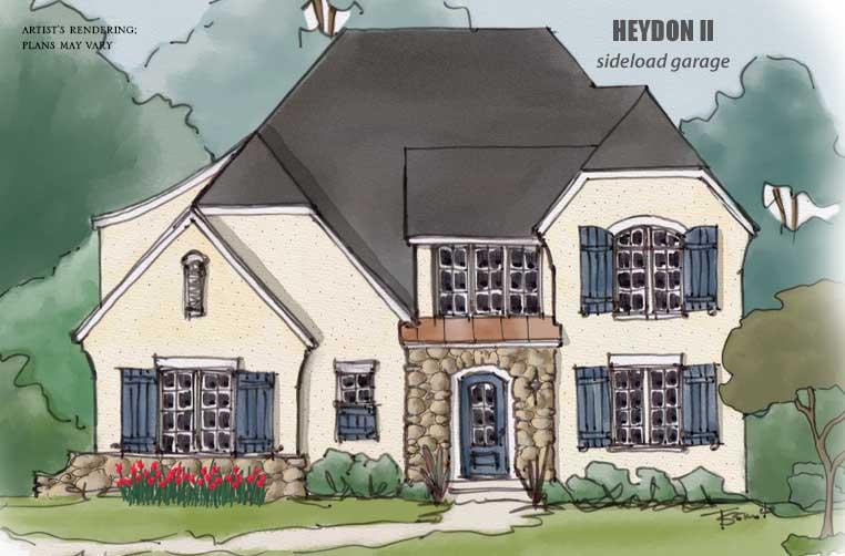 Heydon II-sideload